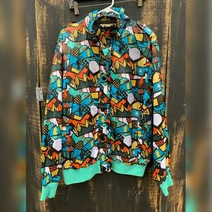 Men's Jacket XL Windbreaker